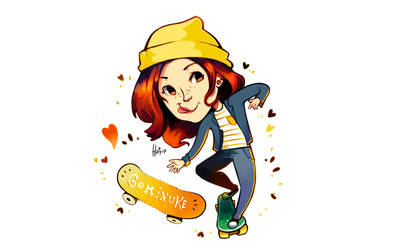 Gominuke by happip