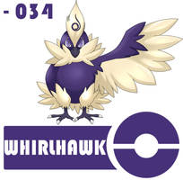 034 - Whirlhawk by SoranoRegion