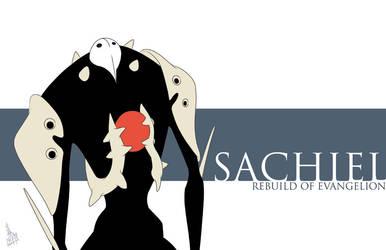 Sachiel Rebuilt by enhui