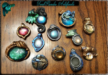 A Dozen Jewels by TealpandaArtifacts