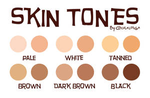 Skin Tones by Costalonga