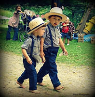 Little Amish Men by jmarie1210