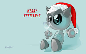 Fella says Merry Xmas by altergromit