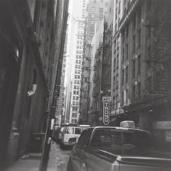 Chicago alley by altergromit