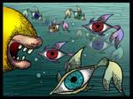 The Eyefish by altergromit
