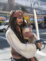 Captain Jack Sparrow's Twin. by jaebaby