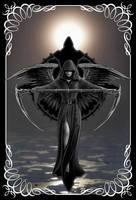 Angel of Death by DesdemonaBrabanzio