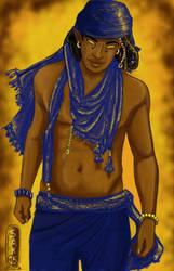Arcadio Sarmis, Eshu for Changeling by gatesway