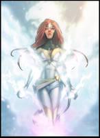 The White Phoenix by JamieFayX
