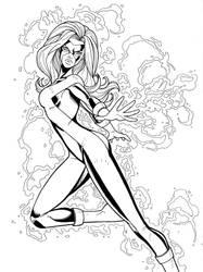 Marvel Girl X-FACTOR by JamieFayX