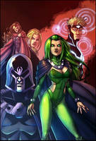 Polaris Cover Colored by JamieFayX