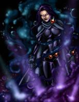 Dark Raven by JamieFayX