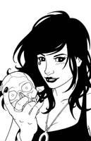 IllustriousBits Week 6 - Death by JamieFayX