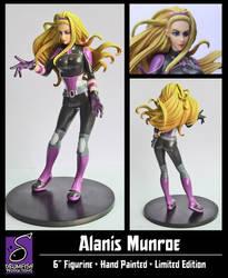 Alanis - Figurine by JamieFayX