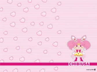 Chibiusa - Chibi Style by Willianac
