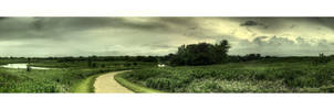 On the Path to Hobbiton by yevgeny