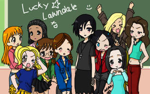 Lucky Lawndale by GlamorousMaxi