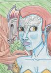 Selfportrait-My Avatar Eo-ny- by Wulfsista