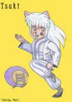 Little Tsuki by Wulfsista