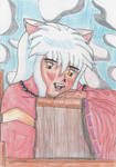 Pain of Parting-I miss you Kagome by Wulfsista