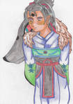 Inu Saruyas Father-ReferenceSheet by Wulfsista