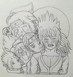 Painful Memories(DooM-Sketch) by Wulfsista