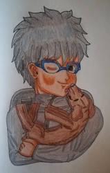 Little Vicchan(DooM) by Wulfsista