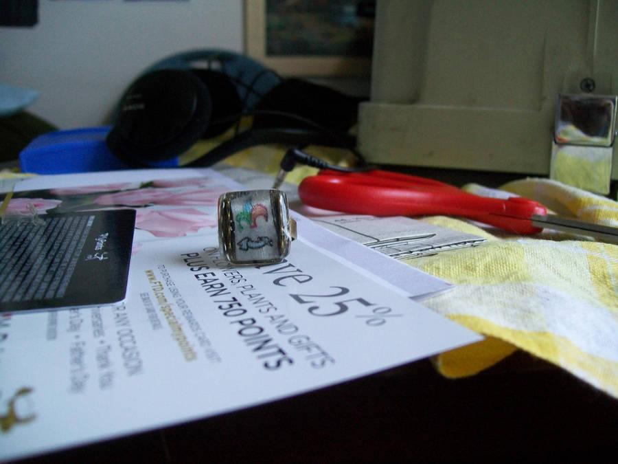 Undertaker Ring by Midorii-kiri