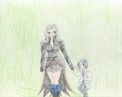 Mommy of Mine by Midorii-kiri