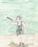 Sister Sephiroth by Midorii-kiri