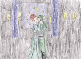 No. 61 Love's First Kiss by Midorii-kiri