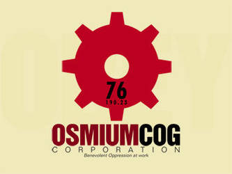 Osmium Cog Corporation by Samorai