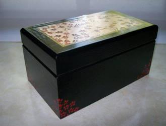 Cherry Blossom Box by kimchan