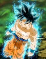 Goku UI vs Kefura - Chapter 116 Dragon Ball Super by SenniN-GL-54
