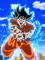 Goku Training - Ultra Instinct by SenniN-GL-54