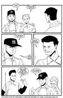 Kid Brother? by CenterLaneComic