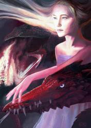 Dragons by Wolka-Art