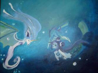 Mermaid Song by dittobug
