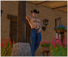 Hacienda Hermosa Ranch Hand by jmariuskl