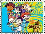 All Grown Up Stamp by katamariluv