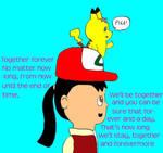 Together Forever by katamariluv