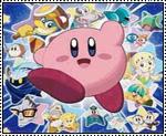 Kirby! Right Back at Ya! stamp by katamariluv