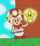 Captain Toad to the Rescue! by katamariluv