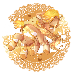 Lace YCH : Honey by koi--star