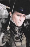 Tom Hiddleston by gwenhwyvar92
