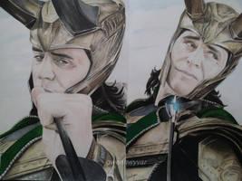 Loki by gwenhwyvar92