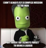 Kerbal Space Program (Related Meme XD) by SolarGaming