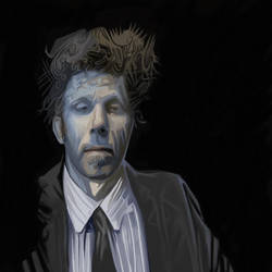 Tom Waits by nulldesign