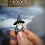 Mini-Gandalf by Aronja