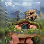 Small Hobbithouse by Aronja